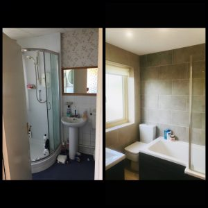 An example of Woodworx Property renovation
